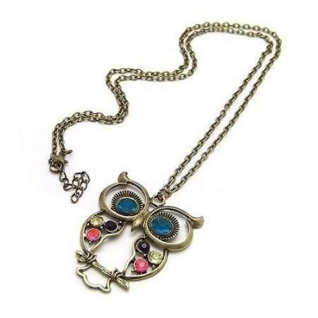 Owlerrefic Necklace