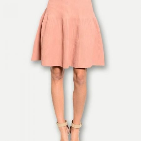 Preppy Pink Skirt